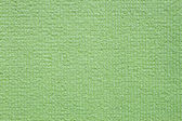 Green clean microfiber kitchen duster texture fullframe — Stock Photo