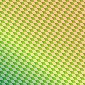 ретро зеленый квадрат абстрактный фон — Cтоковый вектор