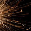 Stock Photo: Sparkler