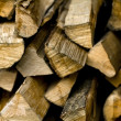 Pile of wood — Stock Photo #24590295