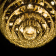 Massive chandelier — Stockfoto