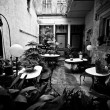 Foto de Stock  : Courtyard
