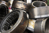Metal parts — Stock Photo
