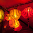 Chinese new year decoration - Stock Photo