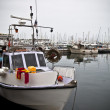 Boats in harbor — Stock Photo #24628487