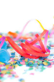 Party confetti — Stock Photo