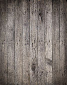 Old Wooden Boards with the Rusty Nails Background — Stock Photo