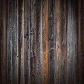 Old Wooden Planks in the Row, color background — Stock Photo