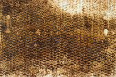 Old Metall Rusty Background, grid — 图库照片