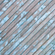 Old Wooden Planks with Cracked Paint, background — Stock Photo #28787633