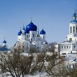 Постер, плакат: Bogolyubsky in honor of the appearance of the icon Nativity of t