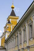 Ugreshsky Monastery of St. Nicholas. Russia, Moscow region — Stock Photo