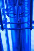 Apparatus for preserving UV light — Stock Photo