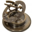Old mariner's compass of the XIX century — Stock Photo #36606059