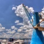 Old sea Crane — Stock Photo #32555719