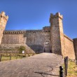 Montalcino Castle — Stock Photo