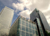 Canary Warf — Stock Photo