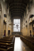 All Hallows by the Tower interior — Stock Photo