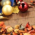 Christmas backgroud — Stock Photo