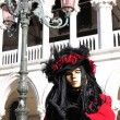 Venice carnival mask — Stock Photo #15530707