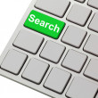 Stock Photo: Search button