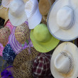 Hats shop — Stock Photo