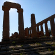 Greek temple — Stock Photo