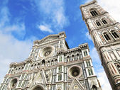 Florence cathedral — Foto Stock