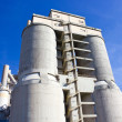 Concrete plant — Stock Photo