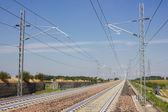 Bahnhof straße — Stockfoto