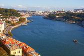 река дору, порту, португалия — Стоковое фото