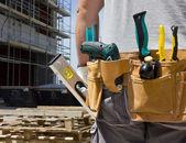 Construction tools — Stock Photo