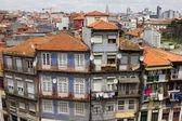 Oude stad van porto, portugal — Stockfoto