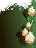 Christmas background — Cтоковый вектор