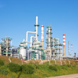Stock Photo: Refinery complex