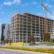 Stockfoto: High rise construction