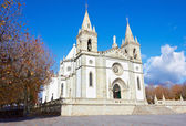 Kyrkan i portugal — Stockfoto