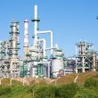 Refinery complex — Stock Photo