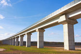 Freeway overpass — Stock Photo