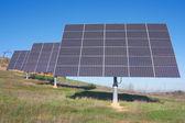 Solkraftverk — Stockfoto