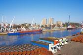 Port in Porto, Portugal — Stock Photo