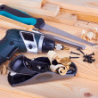 Woodworking — Stock Photo