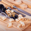 Woodworking — Stock Photo #19546269