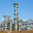 Part of refinery complex - Foto de Stock
