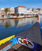 传统的葡萄牙船 — 图库照片