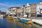 Aveiro, Portugal — Stock Photo