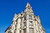 Historical building, Porto, Portugal — Stock Photo