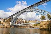 Bridge in Porto, Portugal — Stockfoto