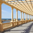Stock Photo: Pergola in Porto, Portugal