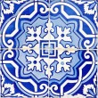 Old Traditional Portuguese azulejos — Stock Photo #23764503